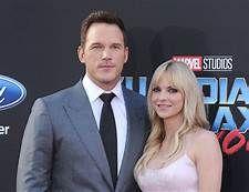 Anna Faris second husband, Chris Pratt,  married 2009. divorced 2017, 1 son Jack