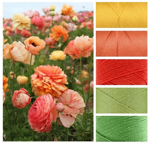 Caron Simply Soft #pippinpoppycock Yarn Mood Boards #Inspiration