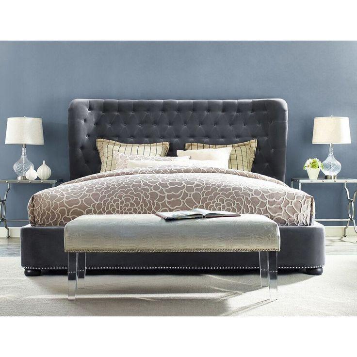 1000 ideas about velvet bed frame on pinterest velvet headboard tufted bed and tufted bed frame