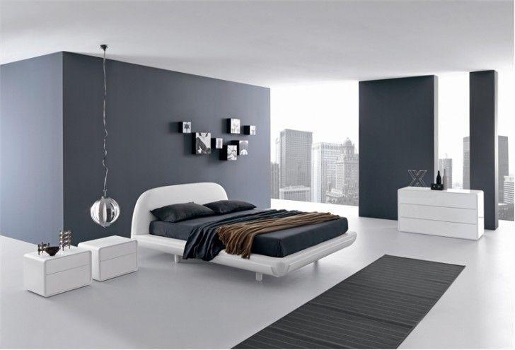 Bedroom:Modern Bedroom: Minimalist Style Bedroom Become The Greatest Idea Minimalist Bed For Modern Bedroom Design Ideas White Ceramic Floor...