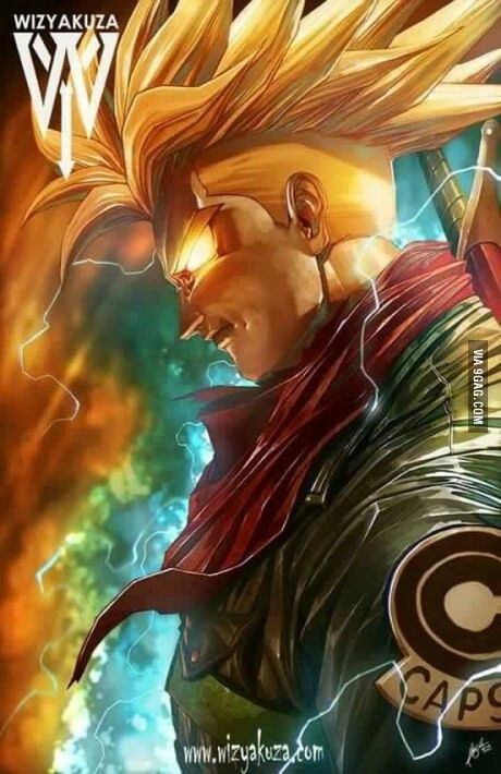Trunks new transformation #DragonBall #DragonBallSuper