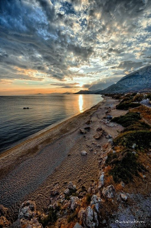 Marathocampos, Samos, Greece *