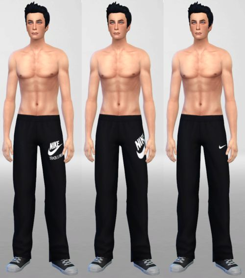 My Sims 4 Blog: Nike Pants for Males by Nekros