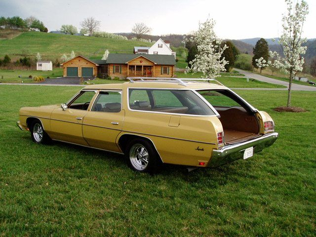 1973 Chevrolet Impala | Station Wagon Finder