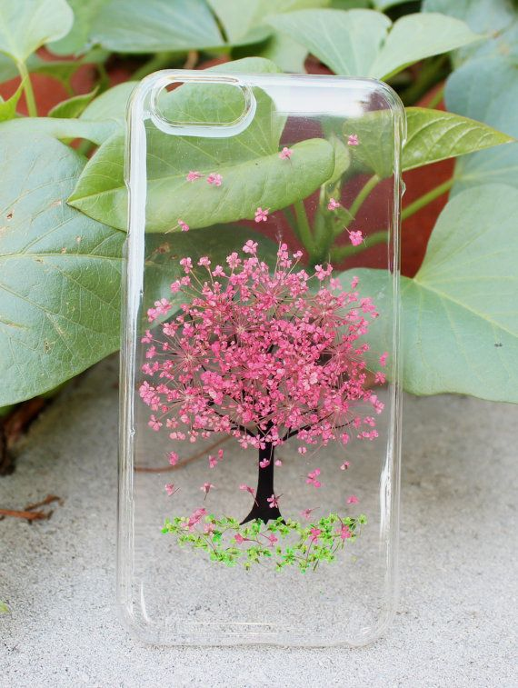 Unique Dried Flower Samsung S3 Case - Dired Flowers Samsung Galaxy s4 Case - Pressed Flower Galaxy s5 - Galaxy S6 / S6 Edge Blossom Tree