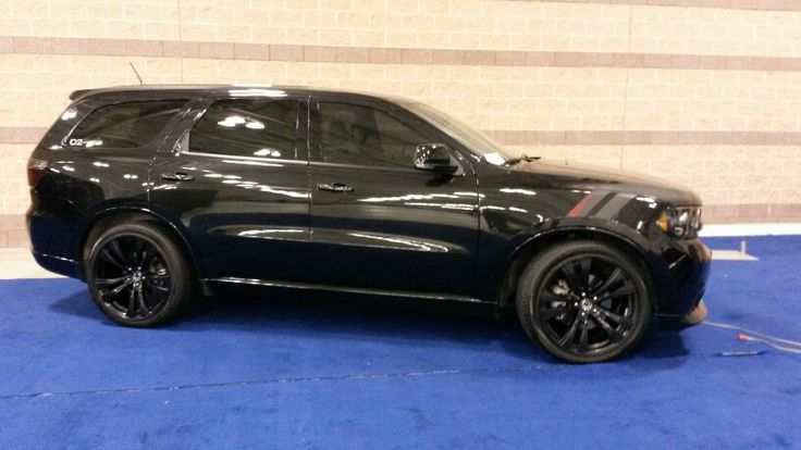 Dodge Durango blacktop edition. .my next truck