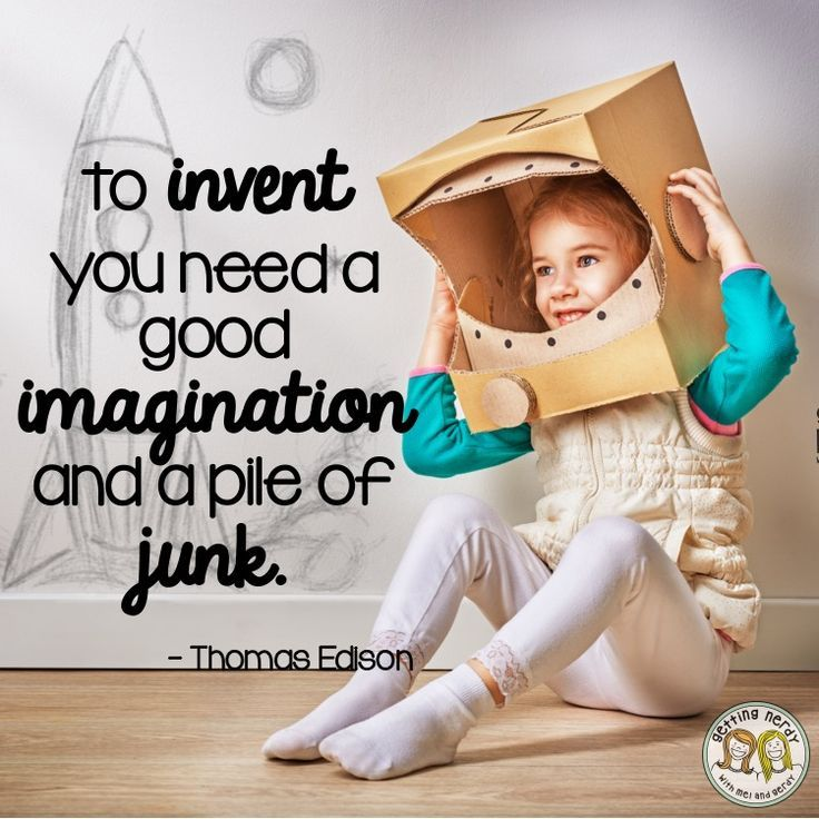 Thinkers and Tinkerers - blog posts about scientists, inventors, and inventions for every month of the year! Perfect website to reference in your science classroom!