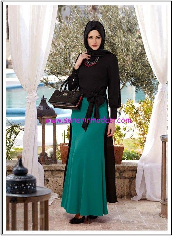 Alvina 2015 etek modelleri #Alvina #hijab #tesettür #abaya #moda #fashion #skirts #dress #tunics #topcoat
