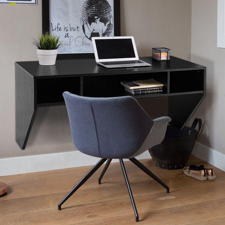 Computer Desk With Storage Shelves Furniture Workstation