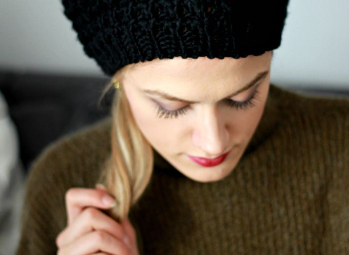 Beautyblog Winter Look Rolf Stehr