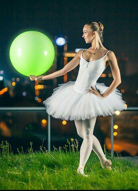 4 globos led grandes 55cm forma de esfera. Globos luminosos con luces led de diferentes colores para eventos, conciertos, cumpleaños,