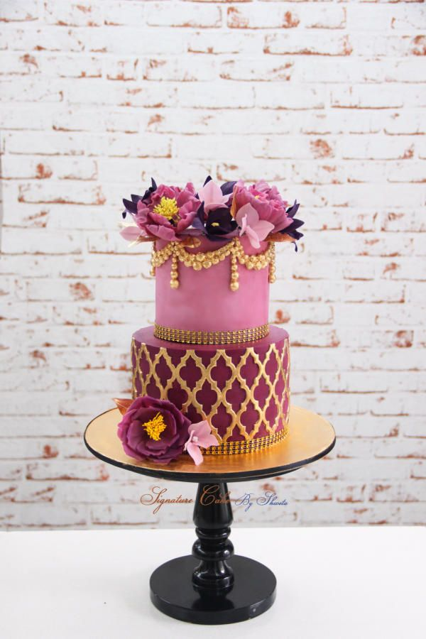 5272 best images about Wedding Cakes on Pinterest Art ...