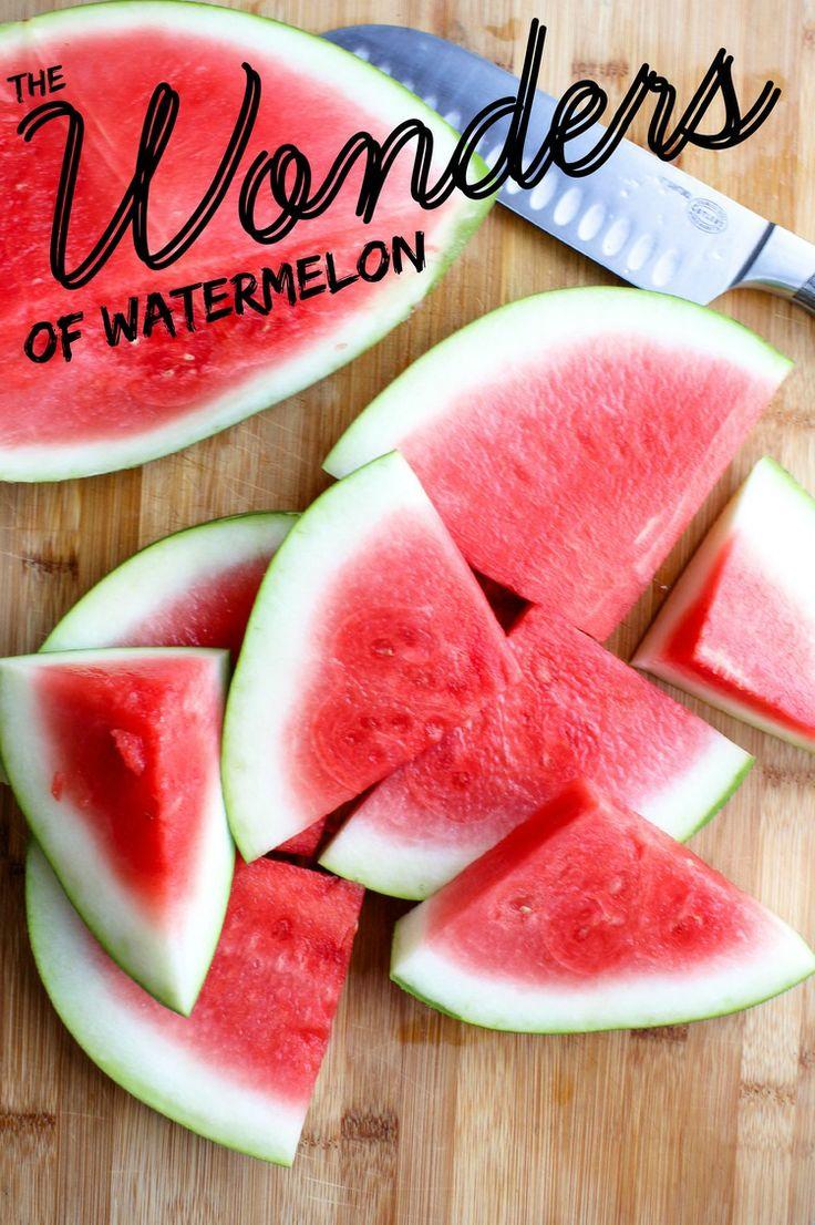 The Wonders of Watermelon - TheLocalVegan // www.thelocalvegan.com