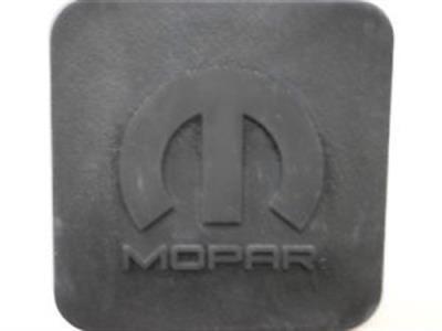 Jeep Jeep Receiver Hitch Plug with Mopar Logo - 82208455AB 82208455AB Trailer Hitch Receiver Cover:… #AutoParts #CarParts #Cars #Automobiles