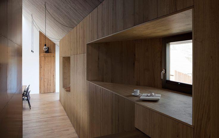 Chimney House By Dekleva Gregoric Architects - Gessato Blog