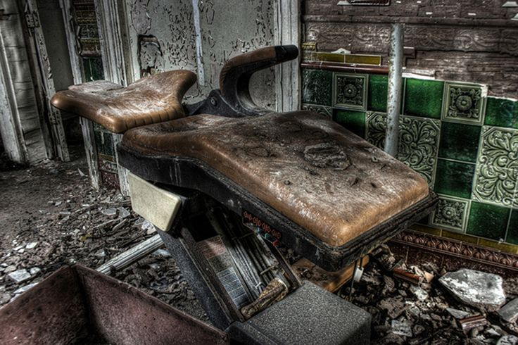 Hellingly Mental Asylum (England) | 20 Haunting Pictures Of Abandoned Asylums