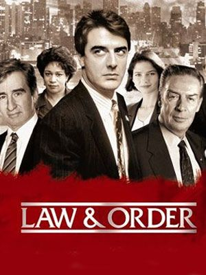 Law and order murder book