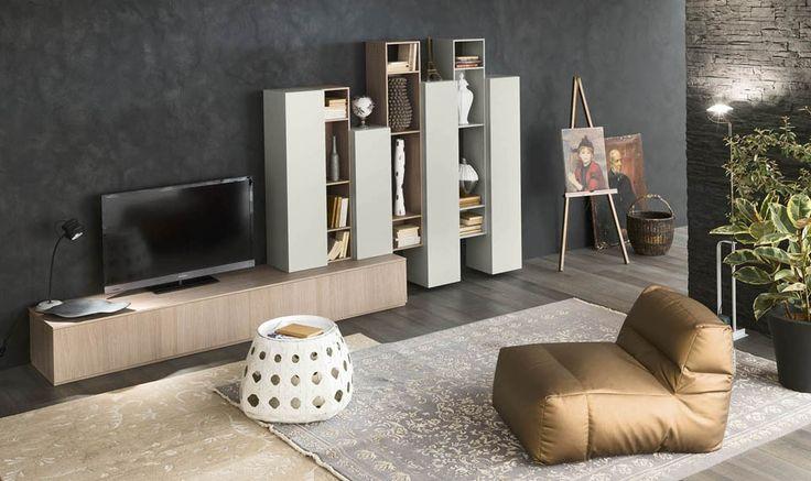 DAY COLLECTION. Mobili Alf Da Frè: arredamento soggiorno e arredamento casa