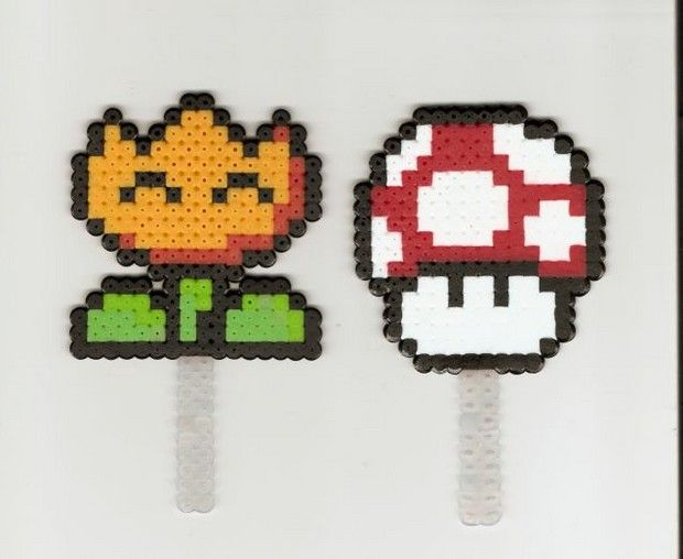 Community Discussion: Blog by DestructoidArtisans | Faith's Pixelated Super Mario GardenDestructoid
