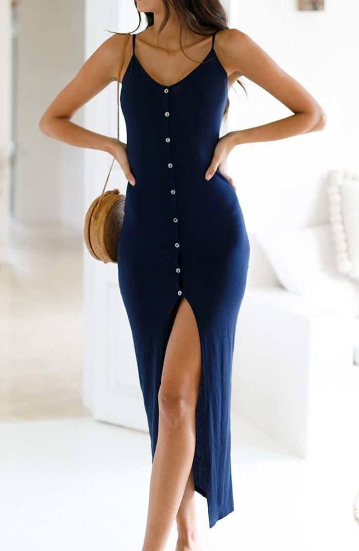 bb8f25122 47 Cheap Summer Dresses That'll Make The Heat A Little More Bearable - # Bearable #Cheap #Dresses #Heat #Summer #Thatll