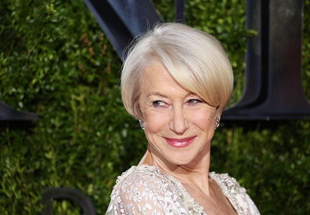 July 2015 Milestone Birthdays, July 26 Helen Mirren, 70