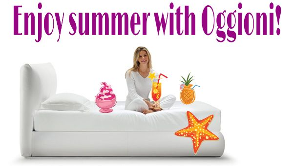 Love summer with Oggioni