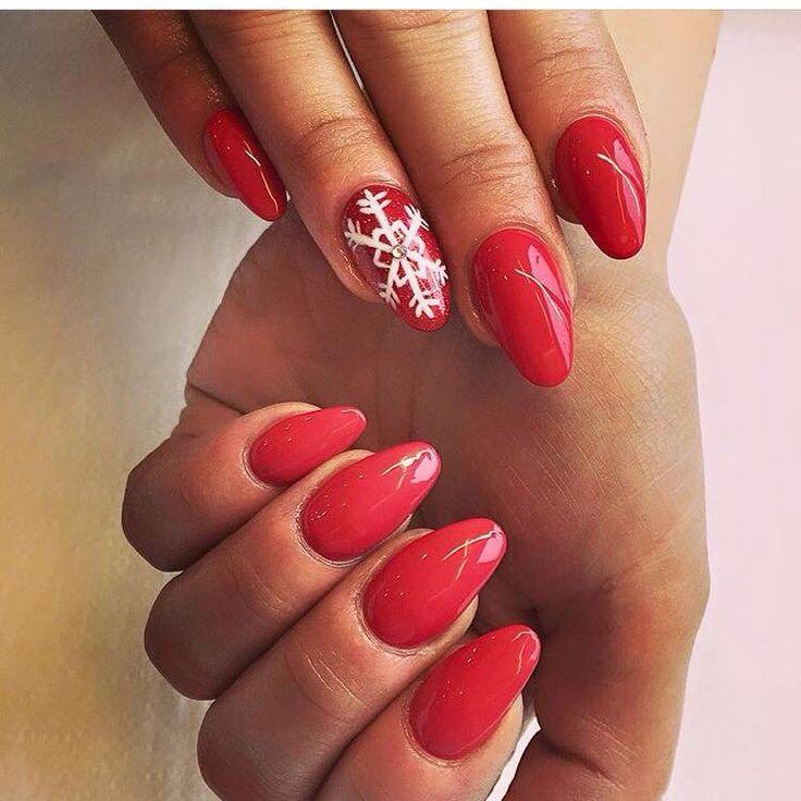 Winter Nails gel by Ego Studio #apreciemfrumuseteaimpartasimzambete