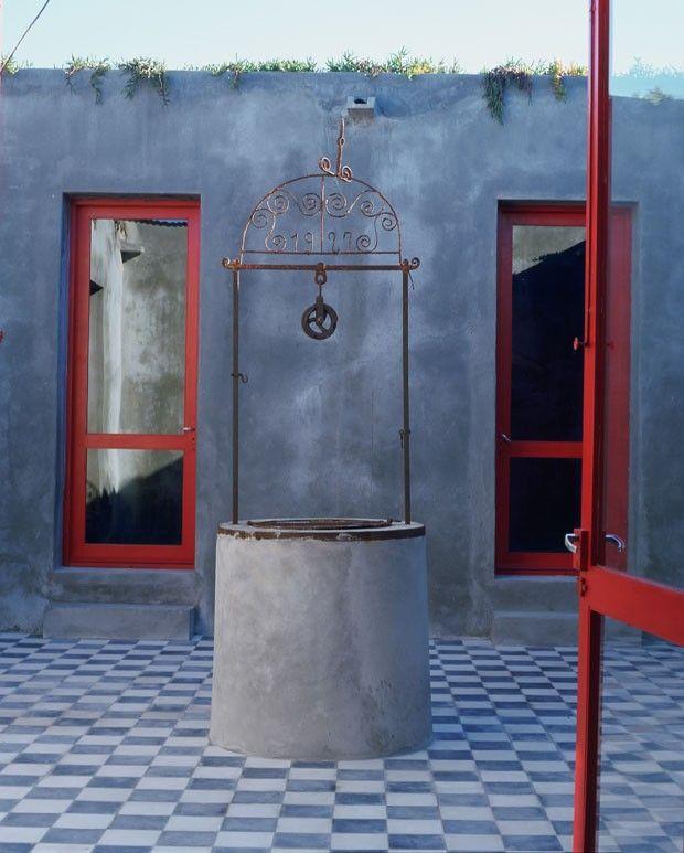 Lovely Market - News - Visite d'une maison de vacances en Uruguay.