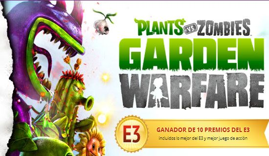 Plants Vs. Zombies Garden Warfare | Juegos de Plants vs Zombies - Online Gratis
