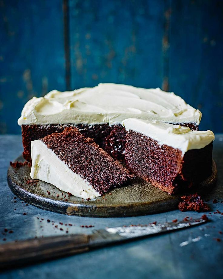 The porter in this chocolate cake recipe ensures it's extra moist. Serve this celebratory dessert at a dinner party or birthday.