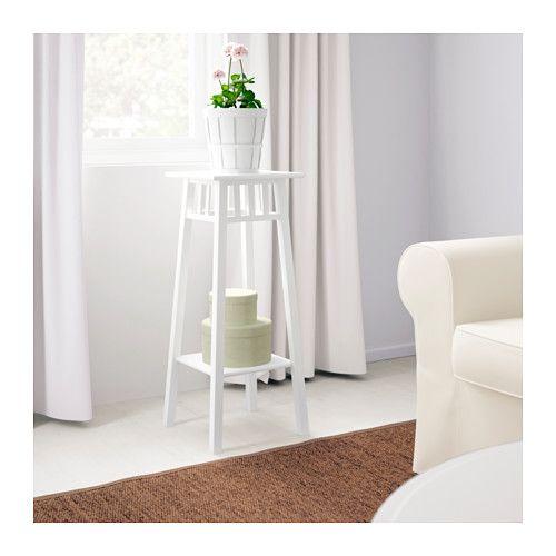 lantliv blumenst nder wei schlafzimmer ideen zimmerpflanzen und schlafzimmer. Black Bedroom Furniture Sets. Home Design Ideas