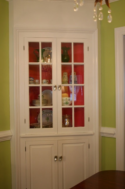 17 Best Images About Dining Room Built In Cabinet On