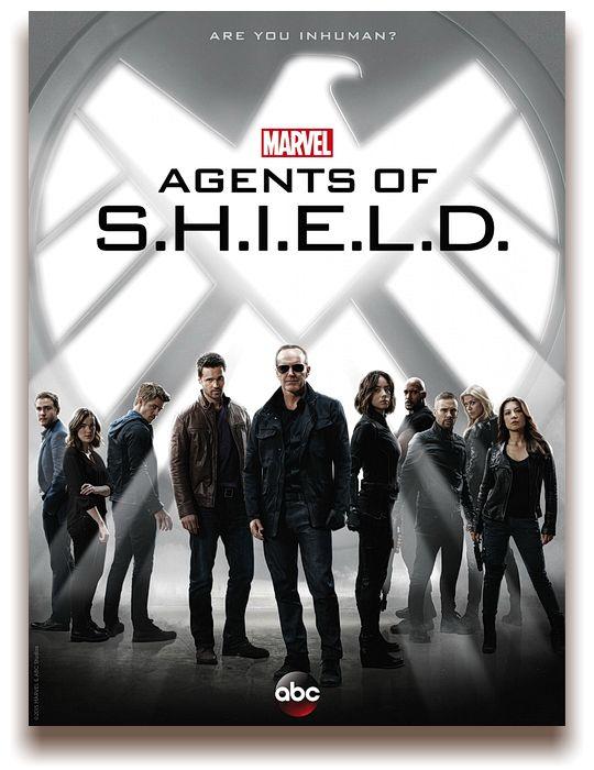 Агенты Щ.И.Т. / Marvel's Agents of S.H.I.E.L.D. [03] (2015)
