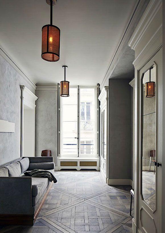 Joseph Dirand's Apartment, rue de bellechasse, Paris