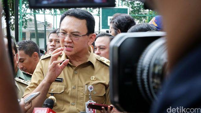Basuki Tjahaja Purnama atau Ahok (Foto: Detik.com)   Nasional. Jakarta  - Cukup sudah persyaratan ...