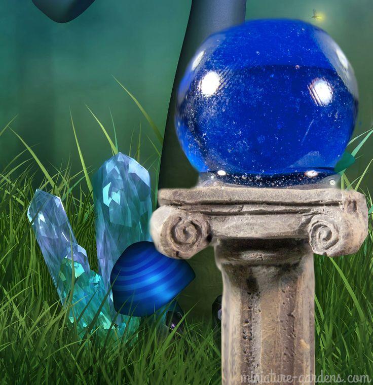 Gnome Garden: 290 Best Miniatures For The Fairy Garden Images On Pinterest