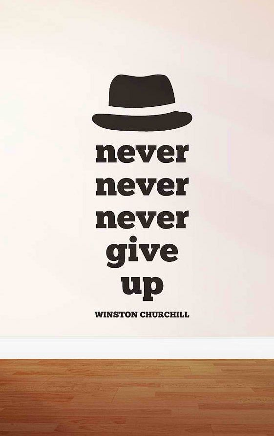 Premed motivation - study smart and never, never give up.