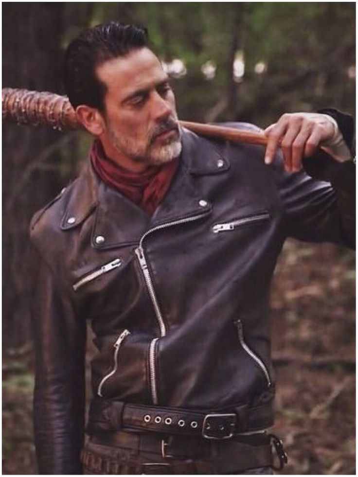 Don't hate me but I kinda like Negan... maybe it's the hotness... idk lol  The Walking Dead