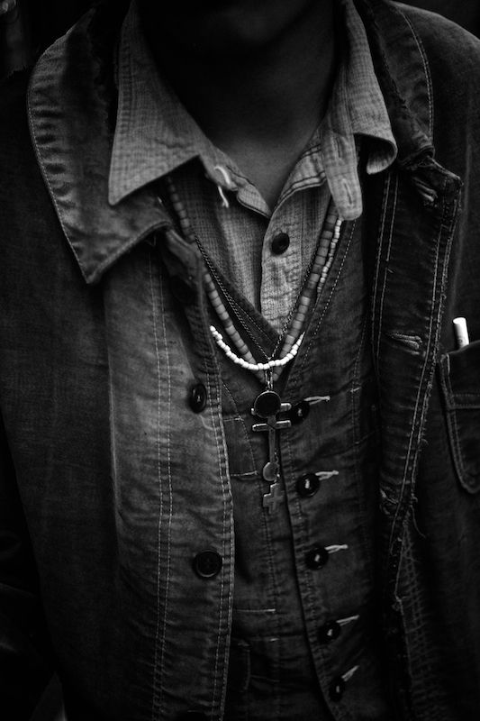 ethandesu:  Hobo's Layers Joseph in RRL and Vintage