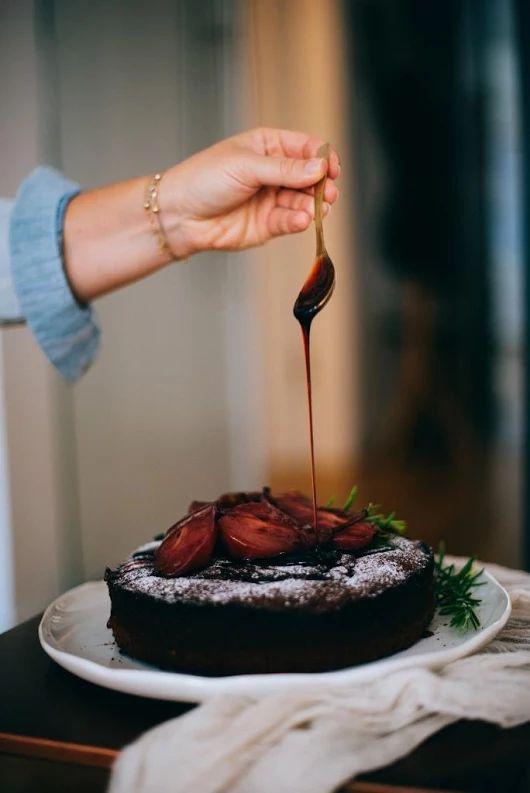 Silvia Fischer. echte kuchenliebe. Schokolade Kuchen