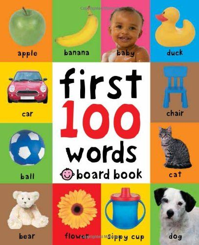 Amazon.com: First 100 Words (9780312510787): Roger Priddy: Books