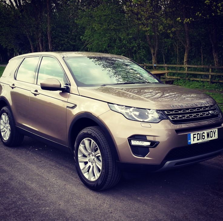 The Land Rover Discovery Sport #carleasing Deal