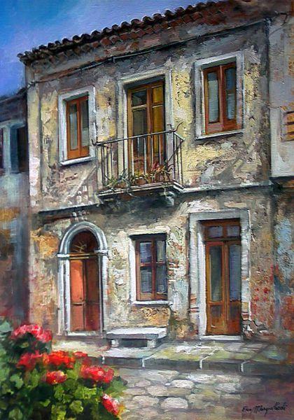 Ciclo-La casa dell'Emigrante Francesco Mangialardi