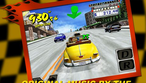 Crazy Taxi For Android – Download Crazy Taxi: City Rush for Android