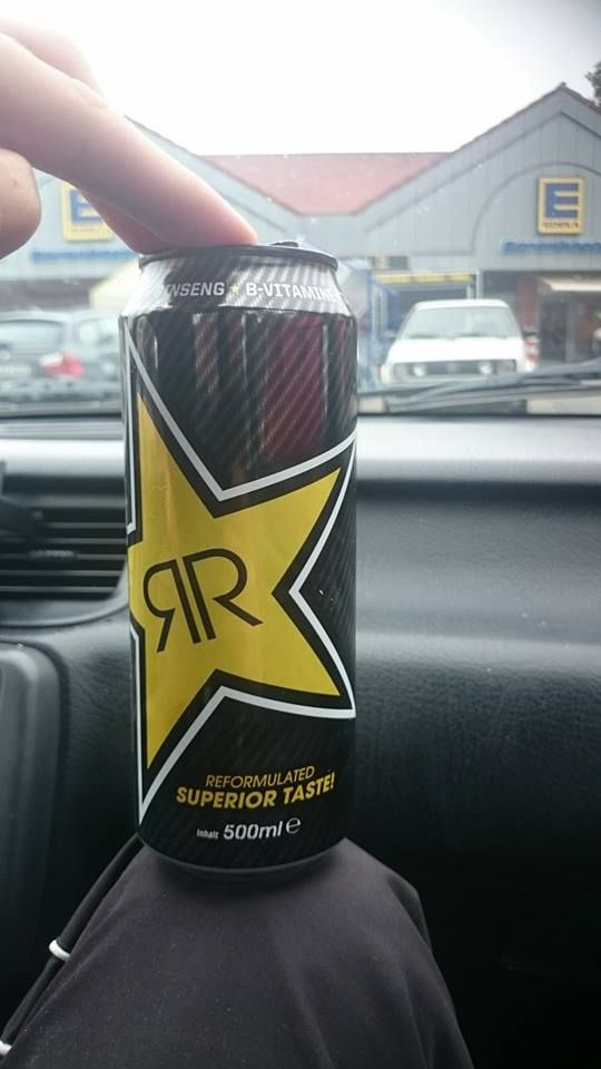 Rockstar Energy Drink überarbeitet!