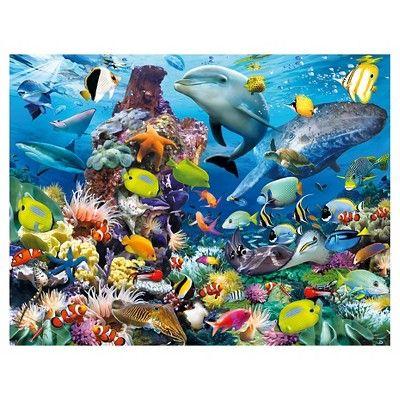 Ravensburger Underwater Puzzle - 2000 Pieces