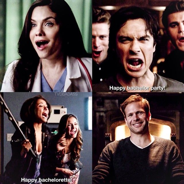 """#TVD 6x20 """"I'd Leave My Happy Home For You"""""""