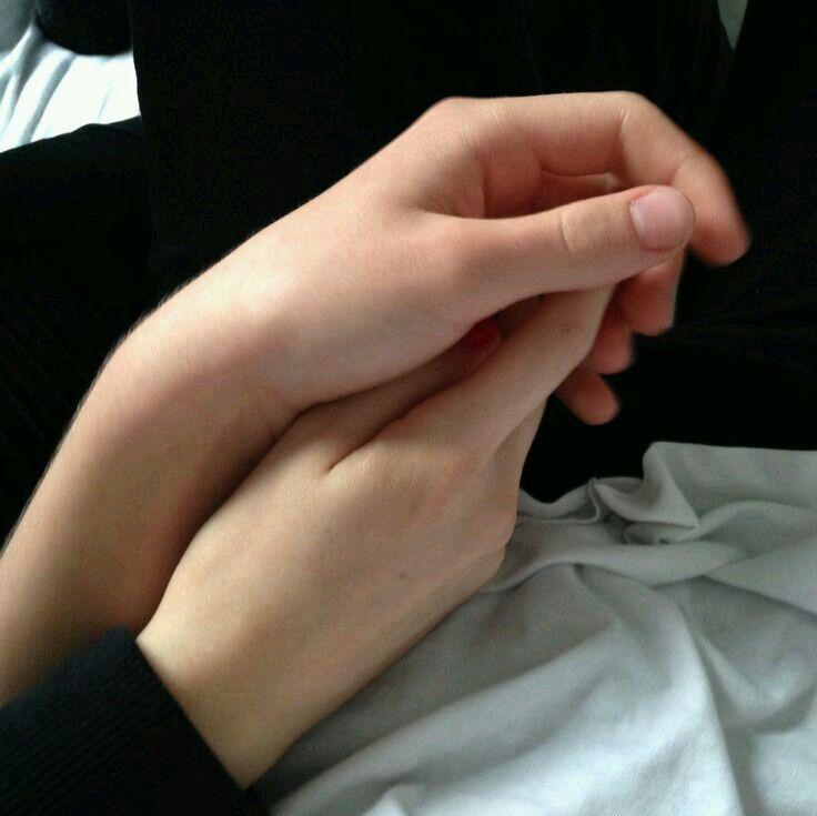 Holding Hands Relationship