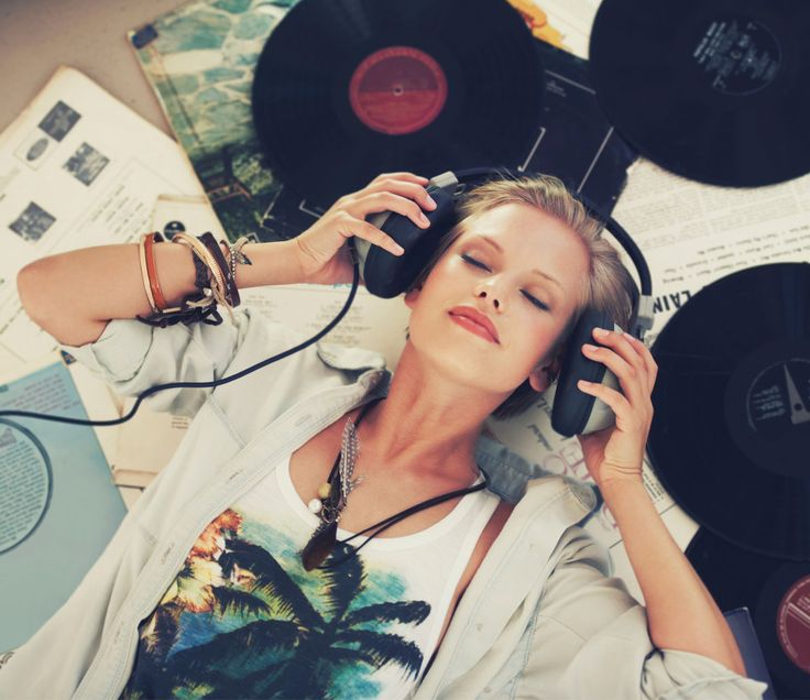 How listening to tunes helps you find mind-body harmony.