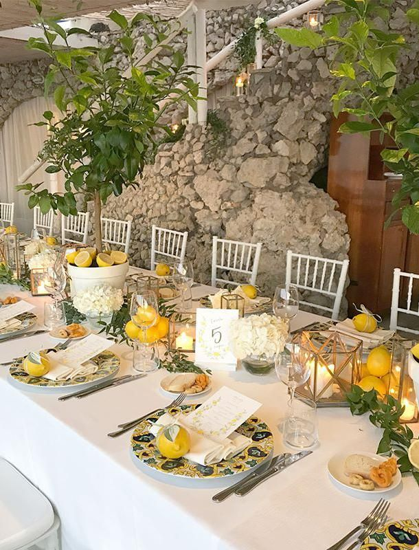 40 Awesome Wedding Table Decoration Ideas To Love Centers Decoration Dream Simply Table Lemon Themed Bridal Shower Sorrento Weddings Bridal Shower Tables